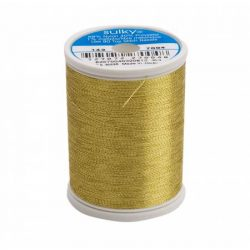 Brother and Sulky Metallic Thread