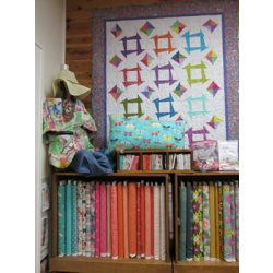 Perfection is Overrated Quilt Kit from Creations in Kerrville
