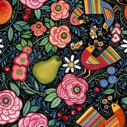 3JPK 1Plenty by Julie Paschkis for In the Beginning Fabrics