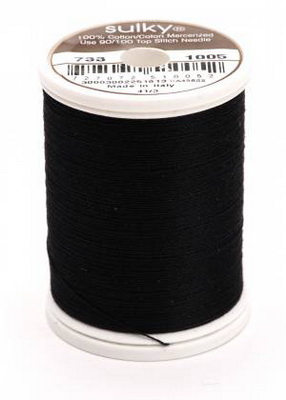 Sulky 12wt Cotton Thread