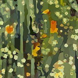 DP23798 1 76 Fantasy Forest from Northcott Fabrics