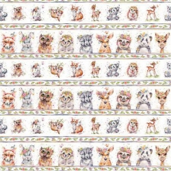 Woodland Animals LIDW4342 404715