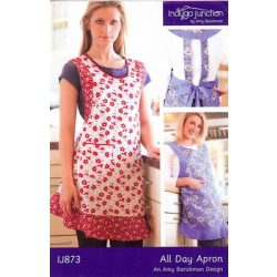All Day Apron from Indygo Junction
