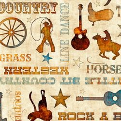 Lil'Bit Country from Quilting Treasures