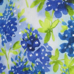 Bluebonnet fabric from Moda Fields of Blue