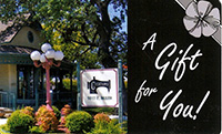 Creations Gift Card - Get one for a friend today!