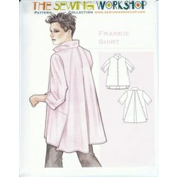 Frankie Shirt from Sewing Workshop