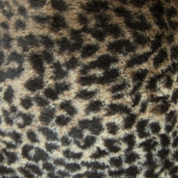 Telio Faux Fur Cheetah 39751 1 Brown
