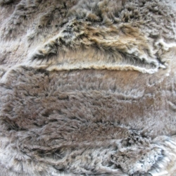Telio Faux Fur Fox-36001-taupe