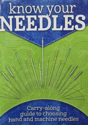 Know Your Needles Booklet