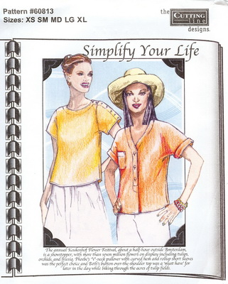 Cutting Lines Designs Pattern Simplify Your Life summer top