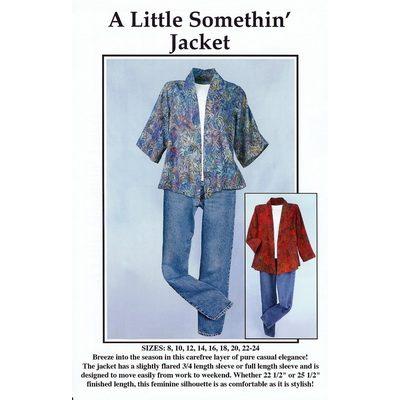 LIttle Somethin' Jacket from C & T Pattern Company