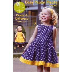 Easy Peazy Dress Pattern