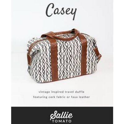 Sallie Tomato Casey Duffle Bag LST151