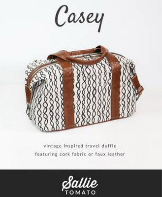 Sallie Tomato Casey Duffle Bag LST151