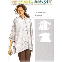 London Shirt from Sewing Workshop