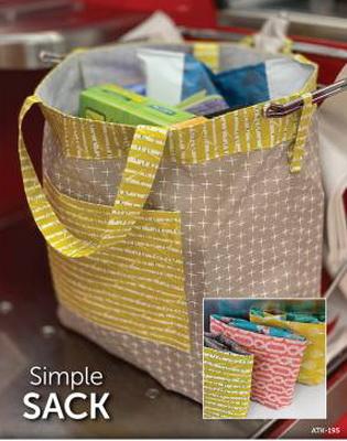 Atkinson Designs Simple Sack pattern