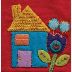 Sue Spargo Pre-cut Houses