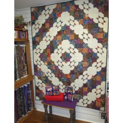 Star Sprinkles Quilt Kit from Creations