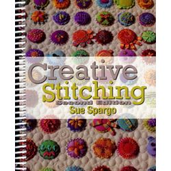 Sue Spargo Creative Stitching Book