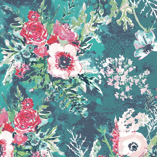 Art Gallery Fabrics Aquarelle 76750