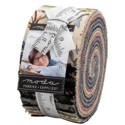 Elinores Endeavor by Moda 31610JR Jelly Roll