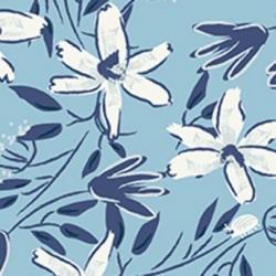 Clothworks Blue Goose Y3099-29