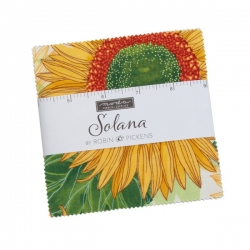 Solana Charm Pack from Moda Fabrics Precut 48680PP