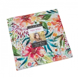 "Moody Bloom Precut from Moda Fabrics 10"" squares 8440LC"
