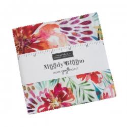 "Moody Bloom Precut from Moda Fabrics 5"" squares 8440PP"