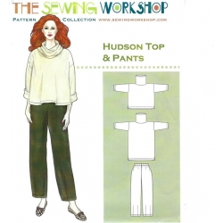 Sewing Workshop Hudson Top and Pants