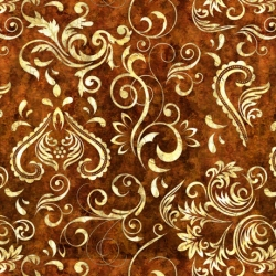 Quilting Treasures Unbridled 24695 A Sienna