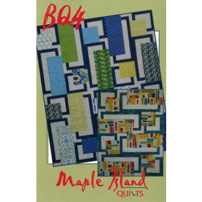 BQ4 Quilt pattern from Maple Island