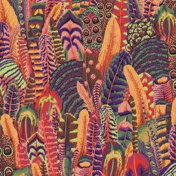 Free Spirit Fabrics Feathers PWPJ055 Summer