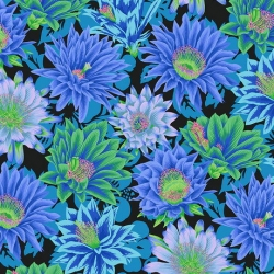 Free Spirit Fabrics Cactus Flower PWPJ096 Cool
