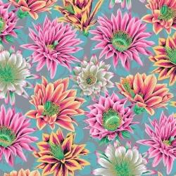 Free Spirit Fabrics Cactus Flower PWPJ096 Tawny