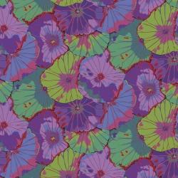 Free Spirit Fabrics Wide Back Lotus Leaf QBGP007 Purple