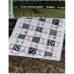 Cut Loose Press pattern Square One CLPISE016