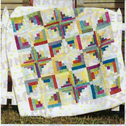Cut Loose Press Pattern Carousel CLPJAW021