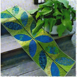 Cut Loose Press Pattern New Leaf CLPKAL008