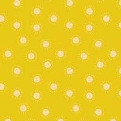 Figo Fabrics Prickly Pear Sun 90278 51