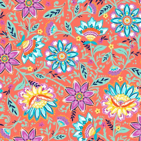 3 Wishes Mango Floral 17266