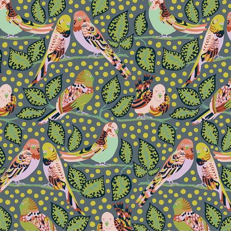 Free Spirit Fabrics PWMO 048 Slate