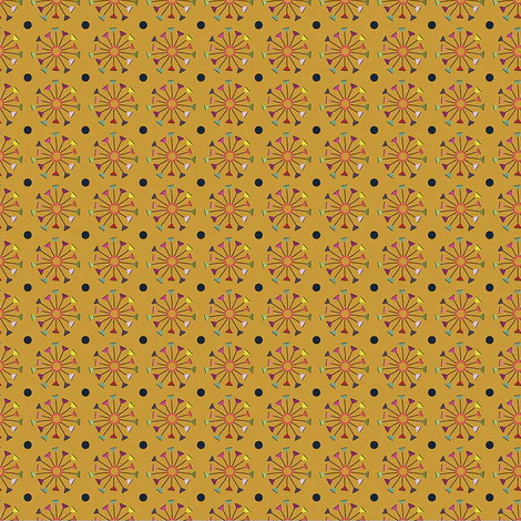 Free Spirit Fabrics PWMO 050 Warm