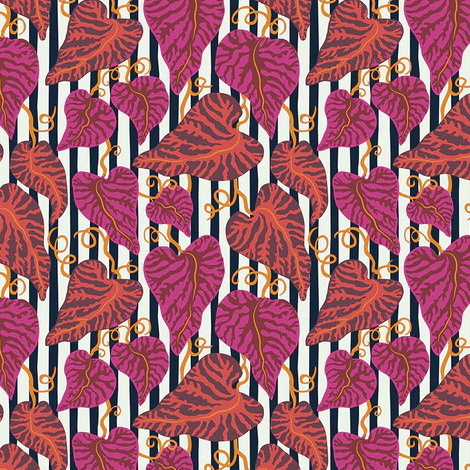 Free Spirit Fabrics PWMO 051 Warm