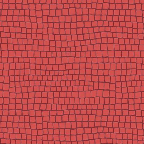 Free Spirit Fabrics PWMO 055 Coral