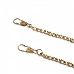 Sallie Tomato Purse Hardware Bag Chain STS141A Antique Brass