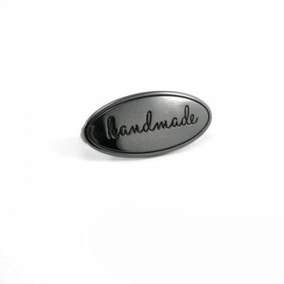 Emmaline Handmade Metal Label EBLBL 2GM