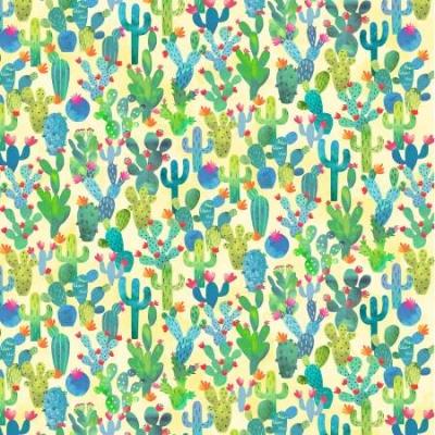 MIchael Miller Fabrics CX9417 Cactus
