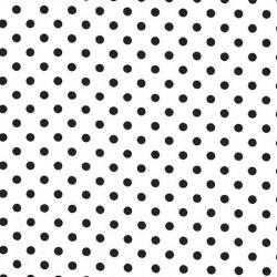 Michael Miller Fabrics Dumb Dot CX2490 Dalmation